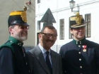 Osmadvacátníci s arcivévodou Georgem