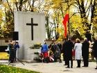 Den válečných veteránů - Olšanské hřbitovy v Praze