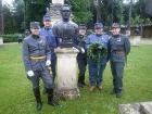 Pražské děti u busty osmadvacátníka, Heldenberg