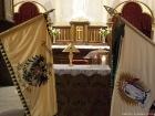 Relikvie bl. Karla v kapli v Niměřicích