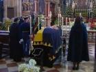 Pohřeb arcivévody Karla Ludvíka ve Vídni 12.1.2008