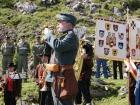 Regimentsruf - nástup na mši