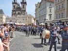 Pražský mobilizační pochod 1914 / 2014
