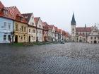 Bardějov - náměstí
