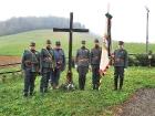 Vojenský hřbitov, Stebnik