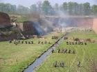 Terezín 11.4. 2009 - Dobývání pevnosti Přemyšl