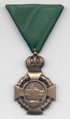 Regiment  merit cross